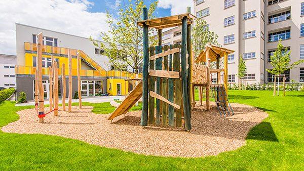 Salamander-Areal, Kornwestheim, Kindertagesstätte