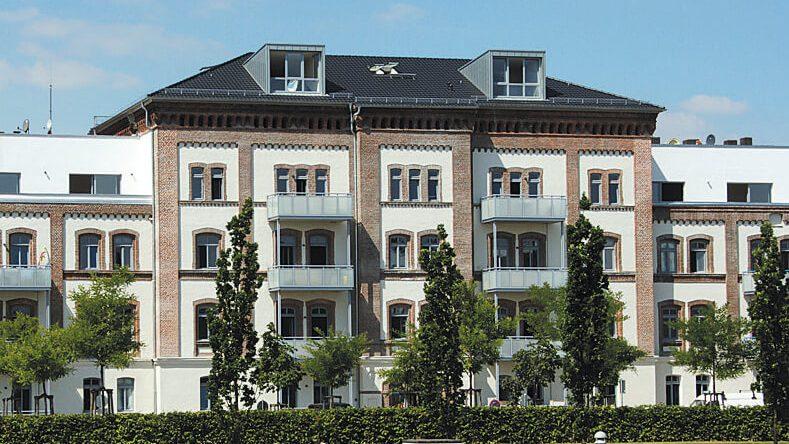 Beckett-Fluegel, Kassel