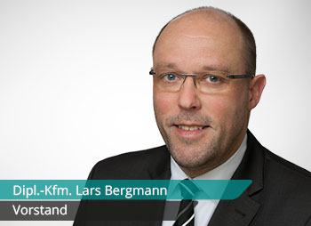 Vorstand der IMMOVATION AG Lars Bergmann